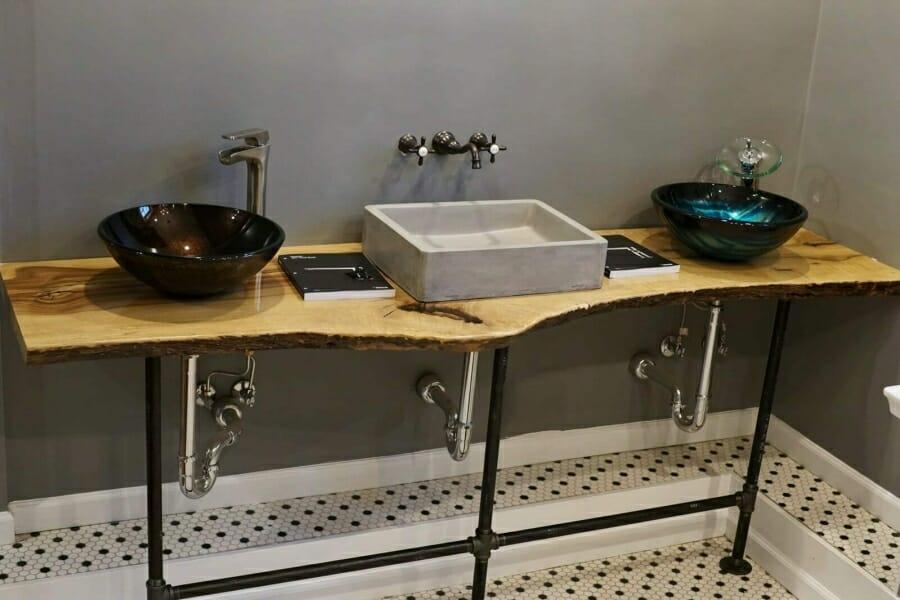 Plumbing Fixtures and Sinks