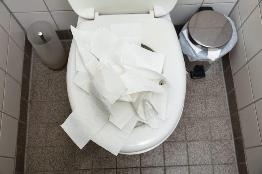 Choates Clogged Toilet Don't Flush