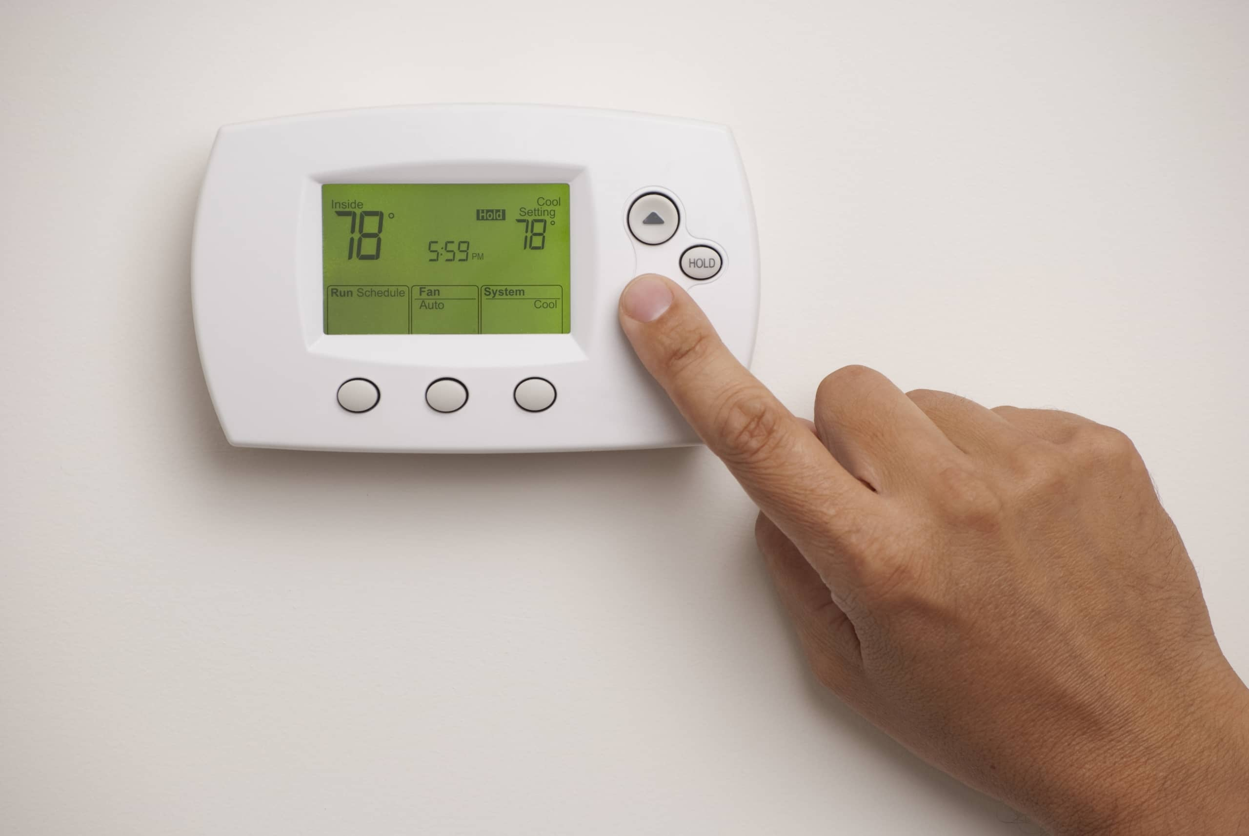 thermostats chaotes hvac plumbing